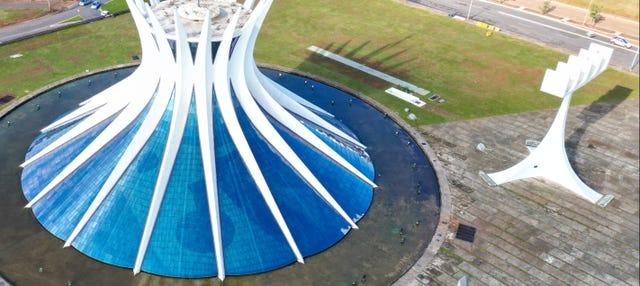 Visita guiada por Brasília
