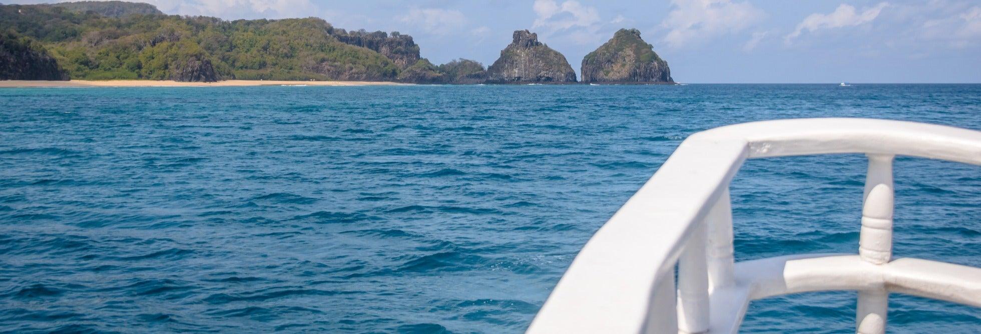 Paseo en barco por el Morro Dois Irmãos