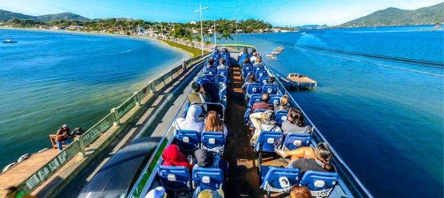 Autobús turístico de Florianópolis