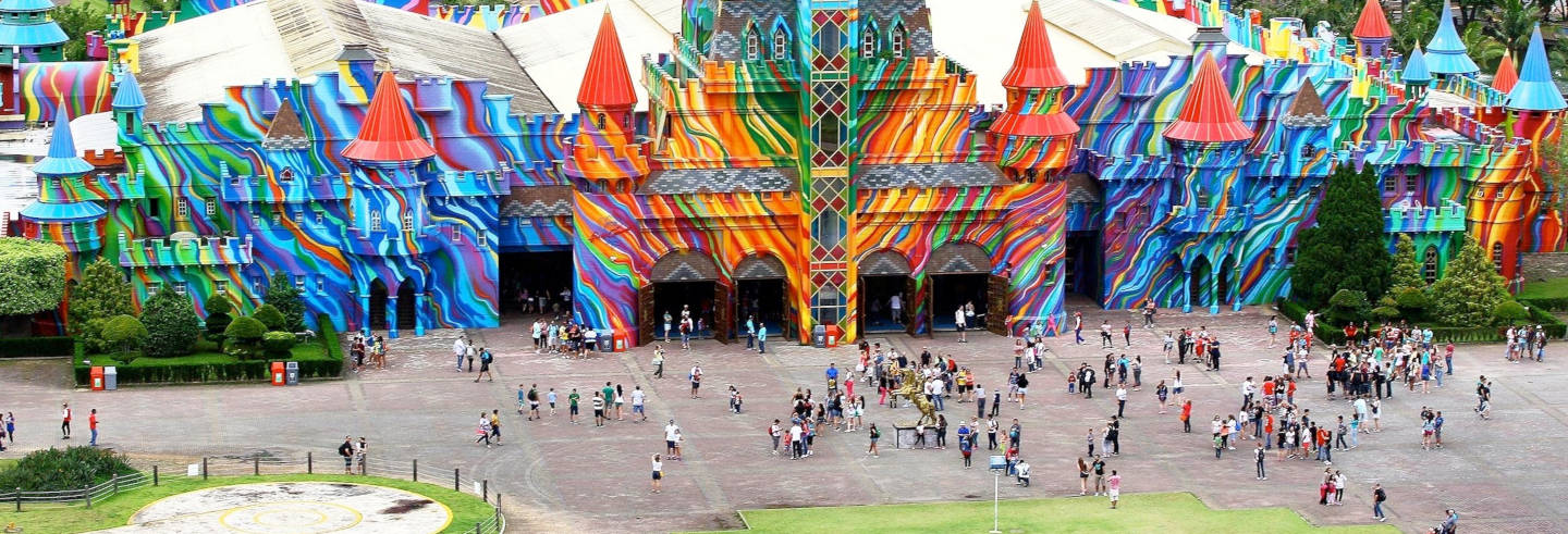 Excursão ao Beto Carrero World