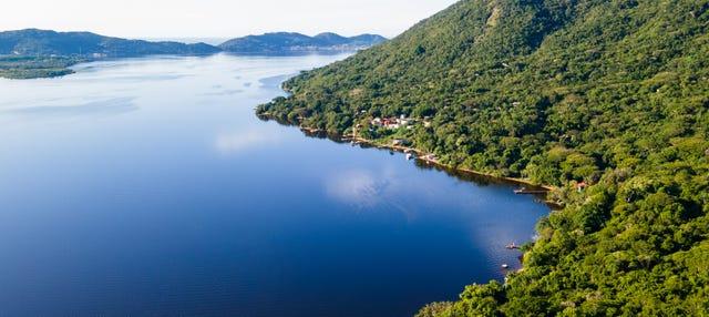 Tour por la Costa da Lagoa + Paseo en barco