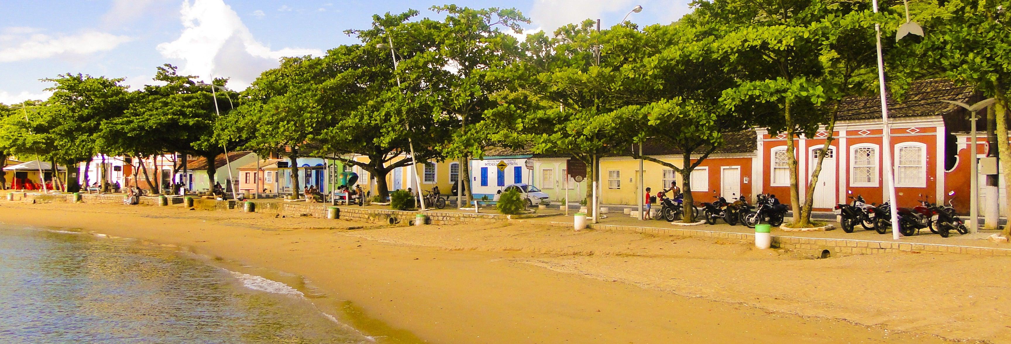 Tour privado por Ribeirão da Ilha