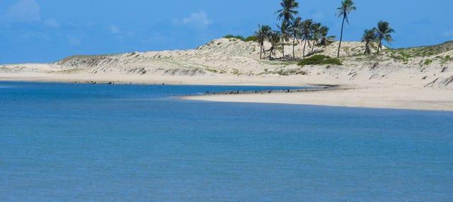 Excursão à praia de Águas Belas