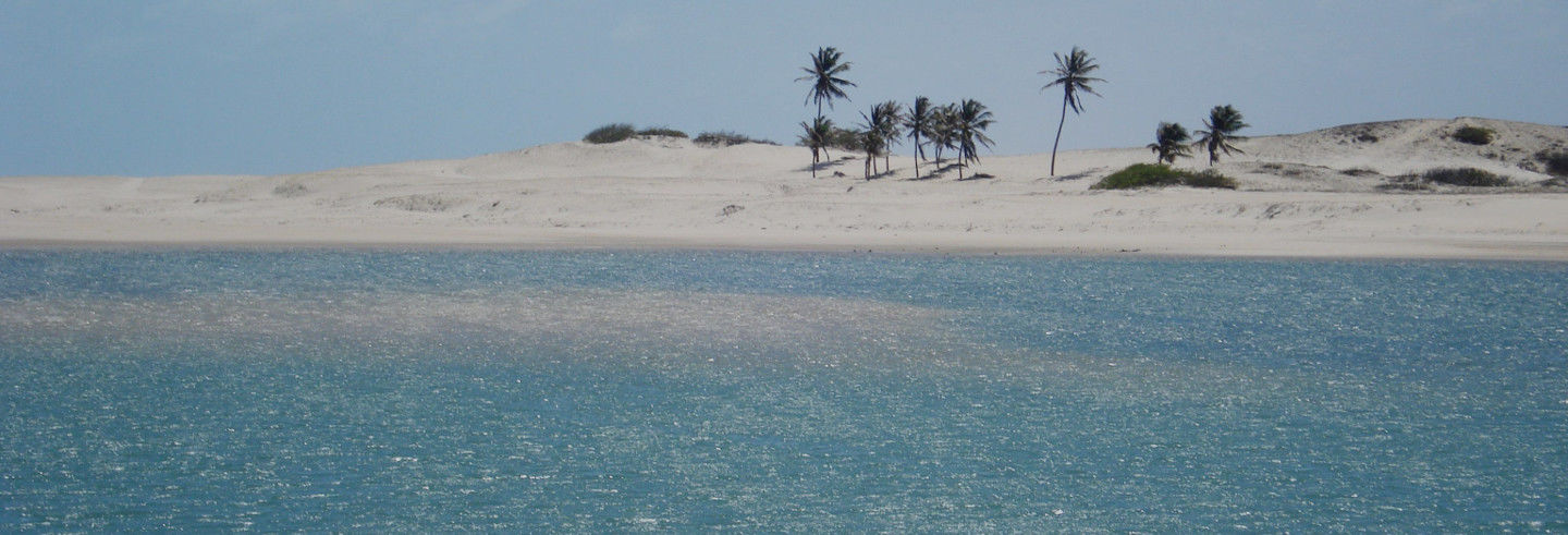 Excursión a la playa Águas Belas