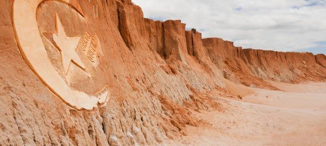 Excursão à praia de Canoa Quebrada