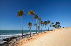 Excursão à praia de Lagoinha