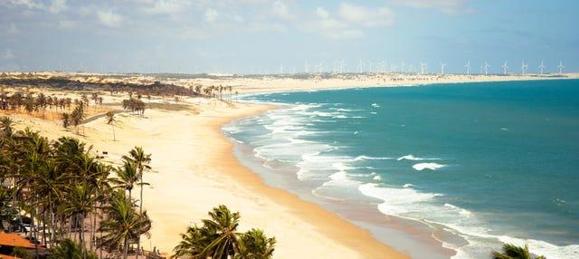 Excursão às praias de Mundaú e Flecheiras