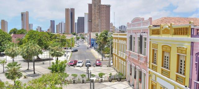 Tour privado por Fortaleza con guía en español