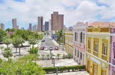 Tour privado por Fortaleza