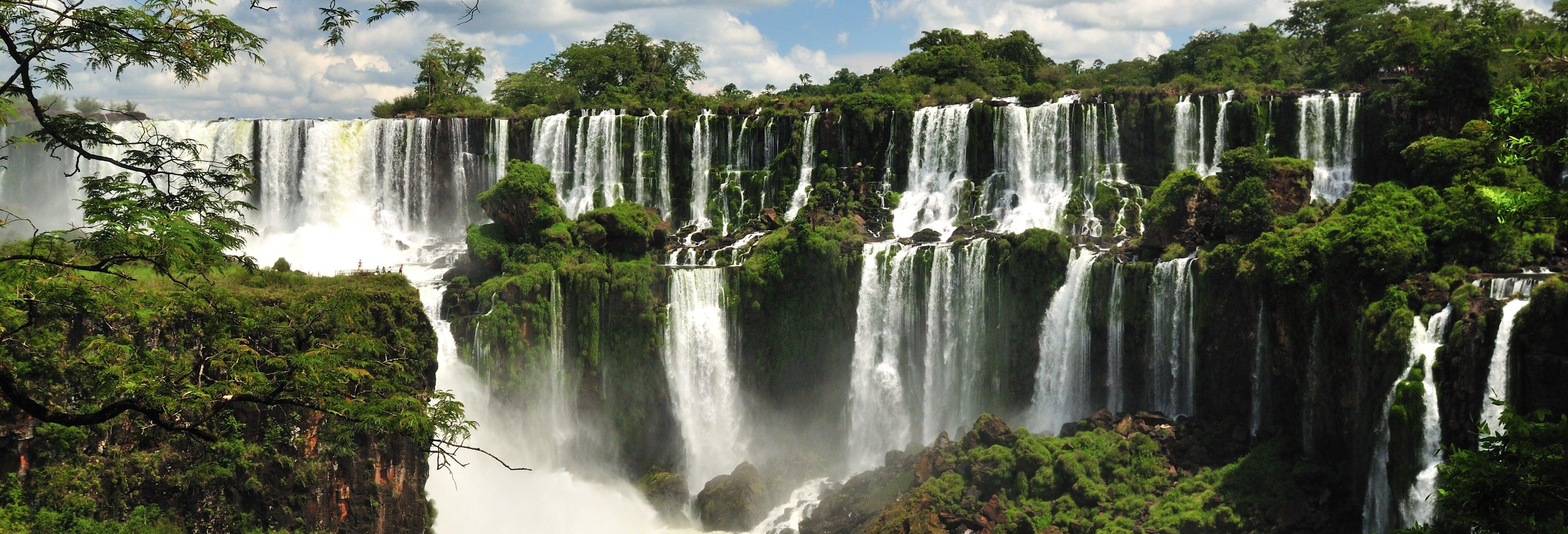 Excursão ao lado argentino das Cataratas do Iguaçu