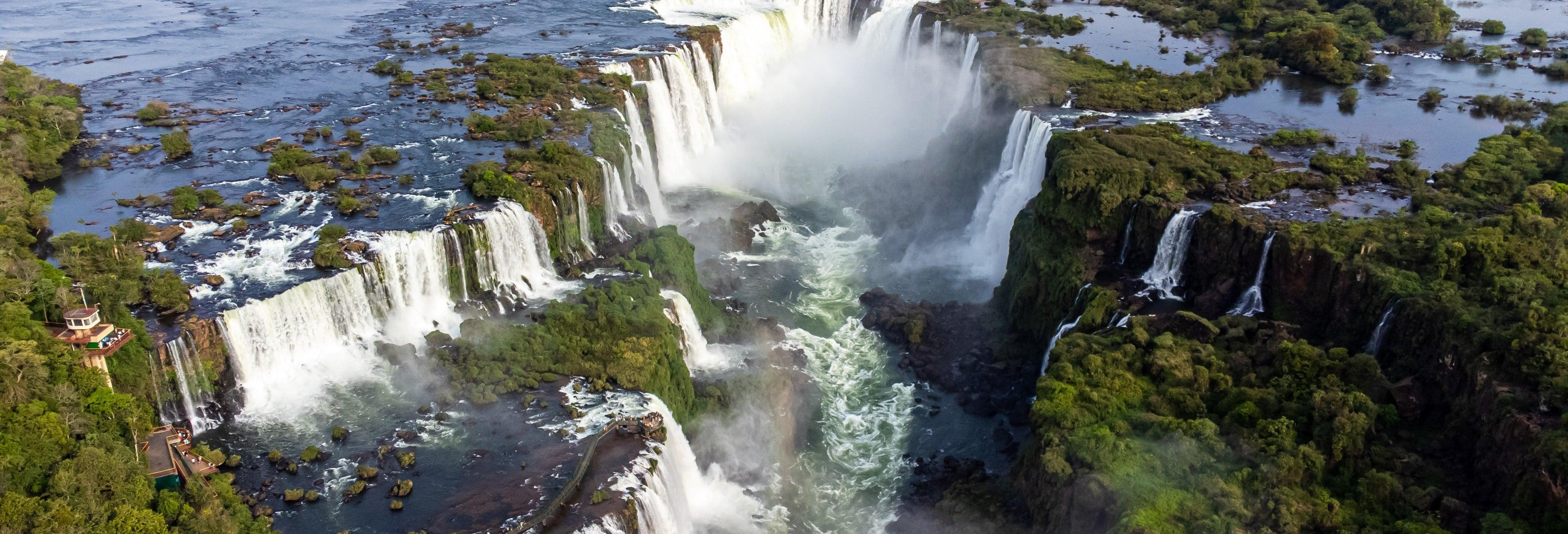 Iguaçu Falls Helicopter Ride
