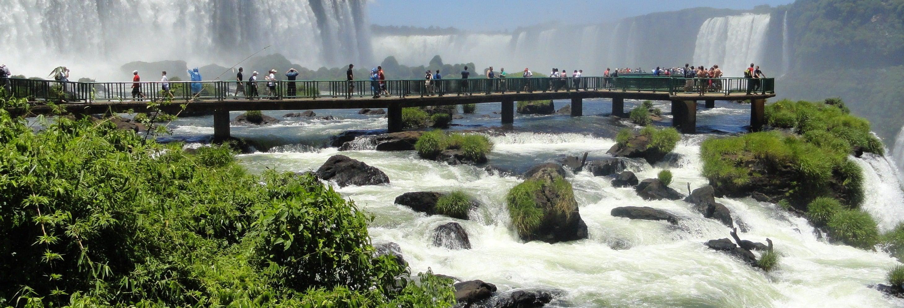 Tour en bicicleta por las Cataratas de Iguazú