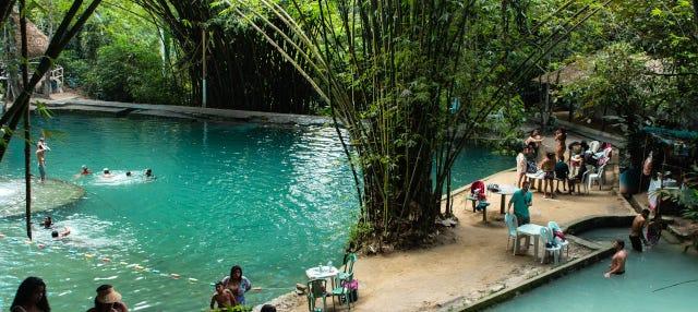 Excursão privada ao santuário ecológico Santa Tereza