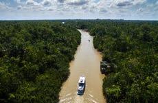 Ruta de 5 días por el río Amazonas desde Manaos hasta Belém