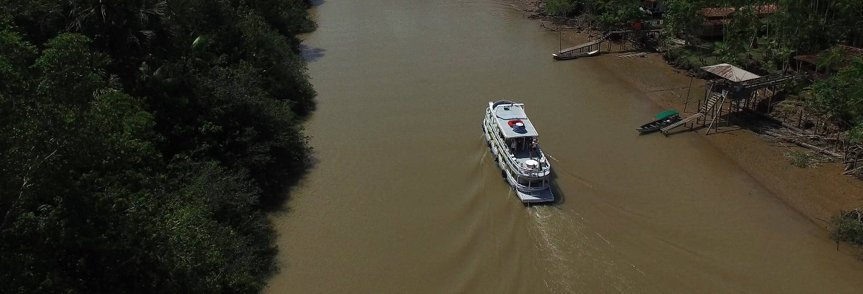 Tour di 5 giorni sul Rio delle Amazzoni