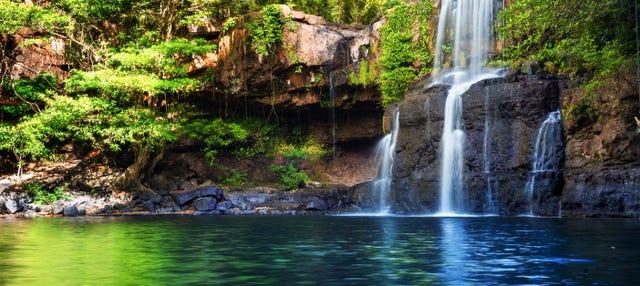 Excursão às cataratas amazônicas