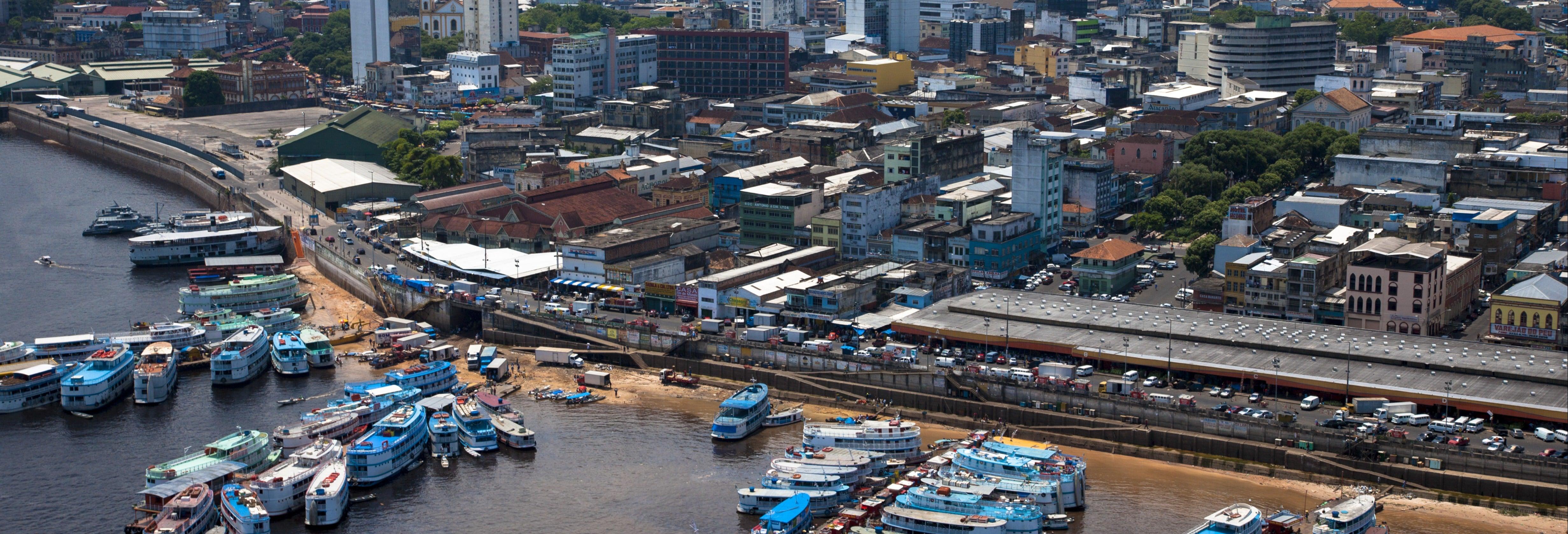 Tour del caucho por Manaos