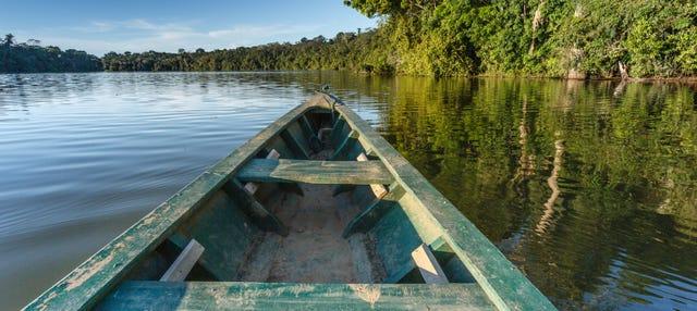 Tour pelo Rio Amazonas