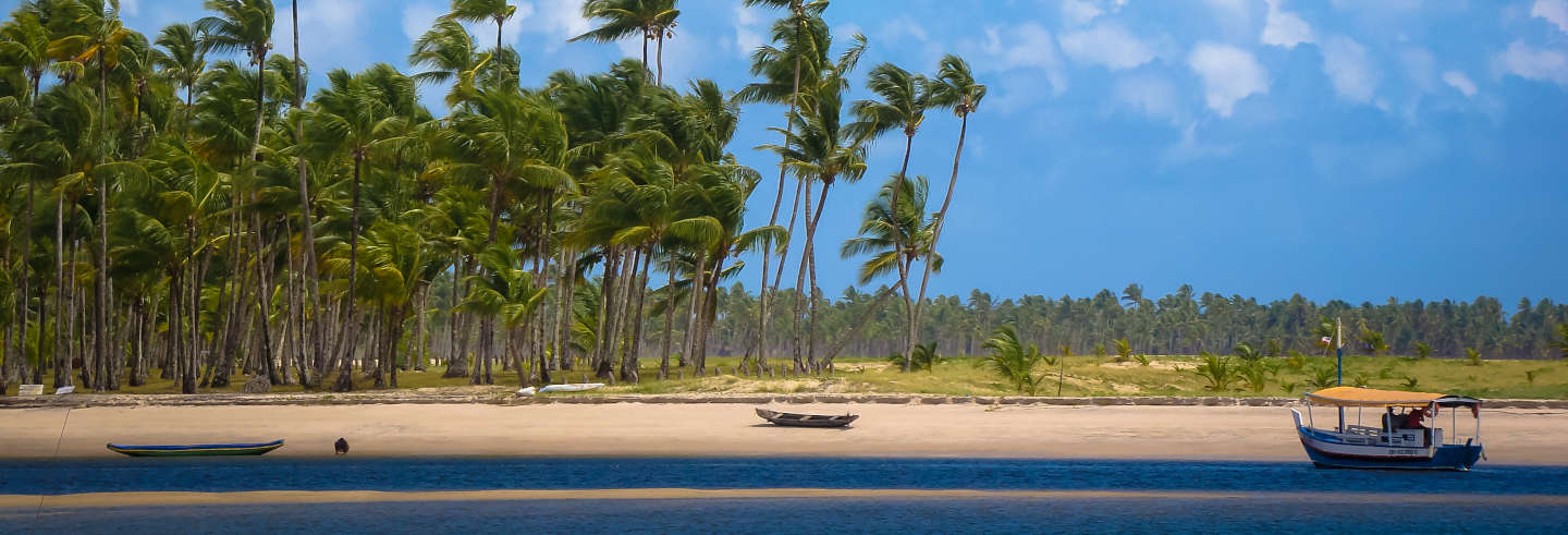 Excursão à praia Boca da Barra