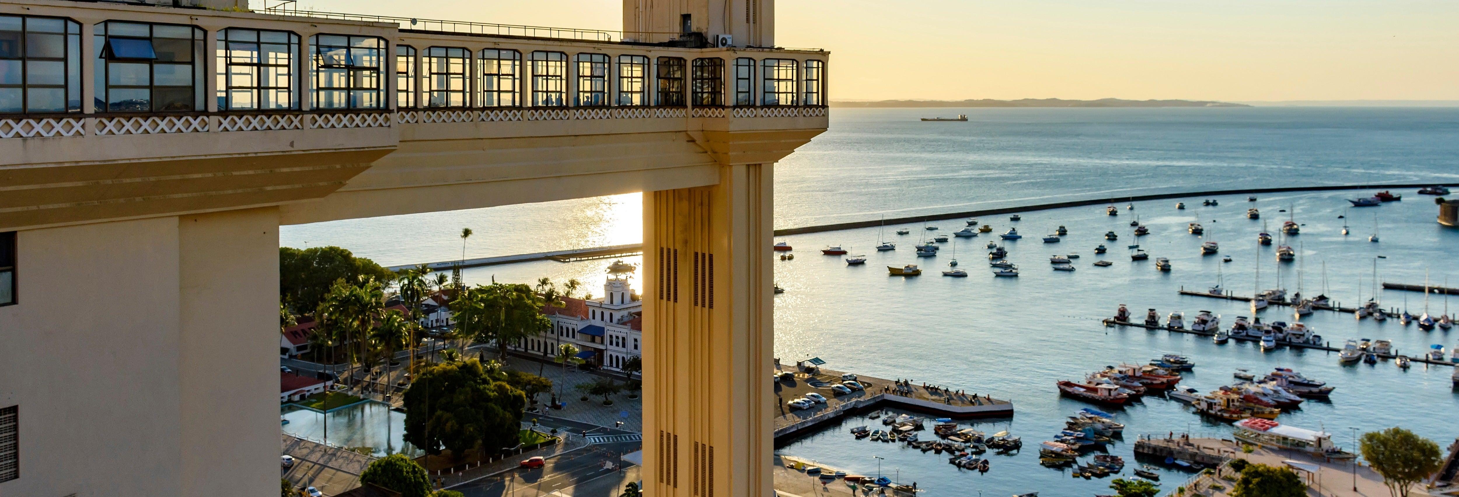 Transfer a Salvador da Bahia