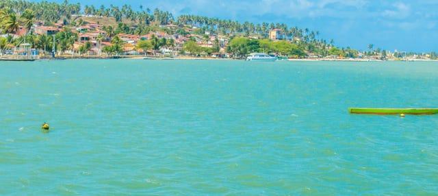 Excursão à Barra do Cunhaú