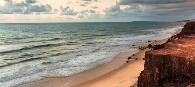 Excursão às praias de Pipa