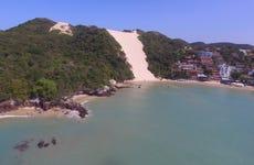 Paseo en barco al Morro do Careca