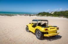 Paseo en buggy por la costa norte de Natal