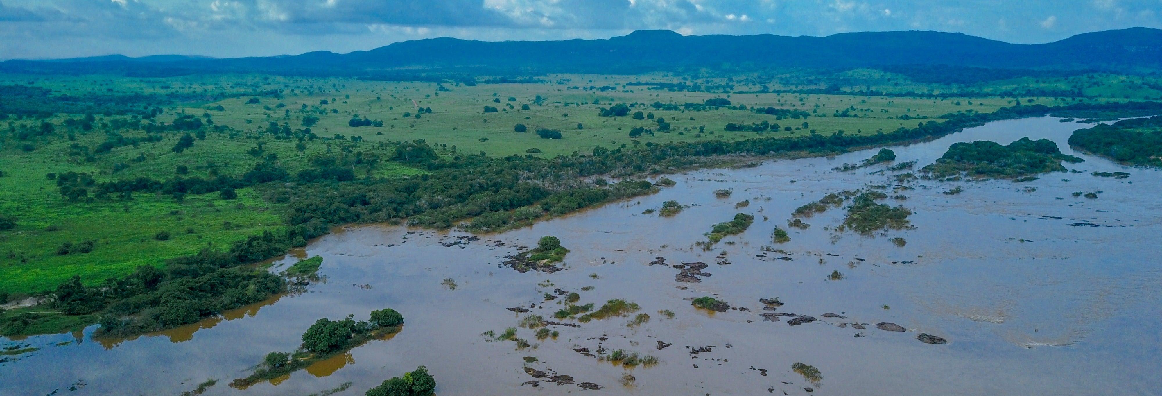 Ilha do Bananal e Parque do Cantão em 5 dias