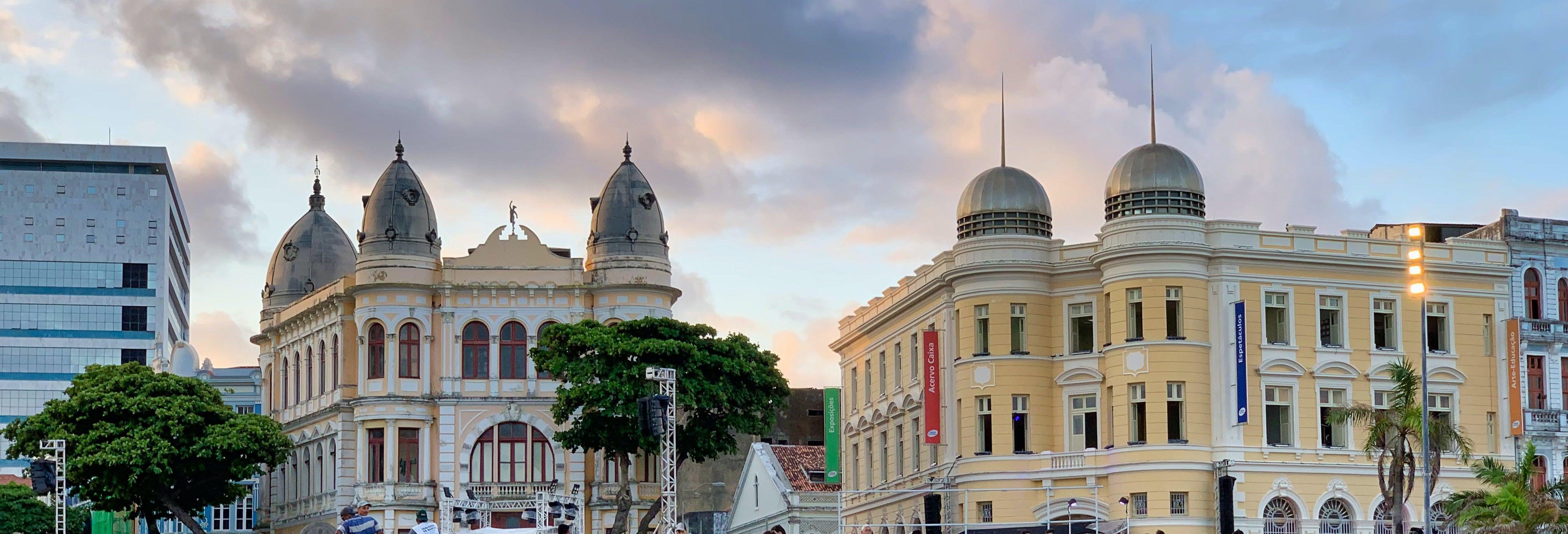 Excursão ao Recife e Olinda