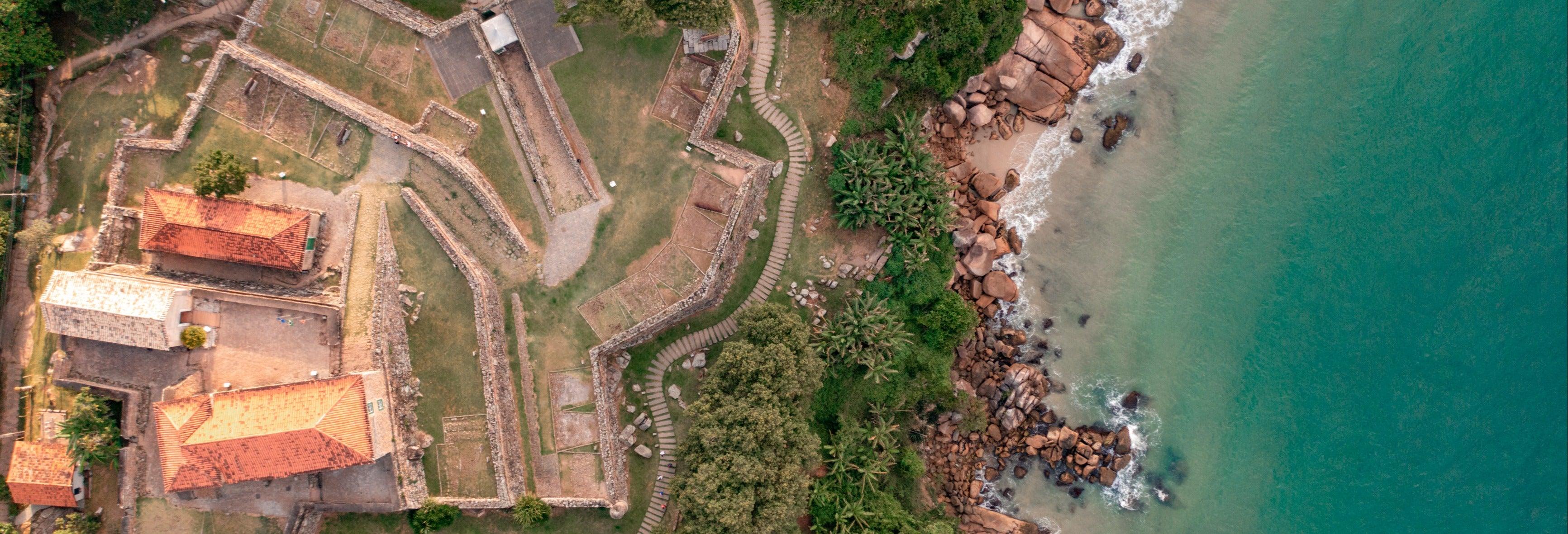 Snorkel en Praia do Forte