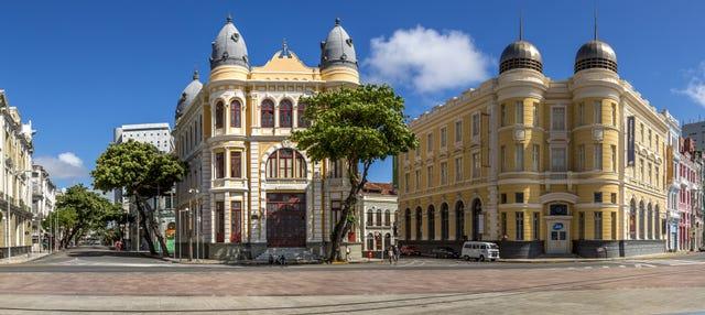 Tour privado pelo Recife e Olinda