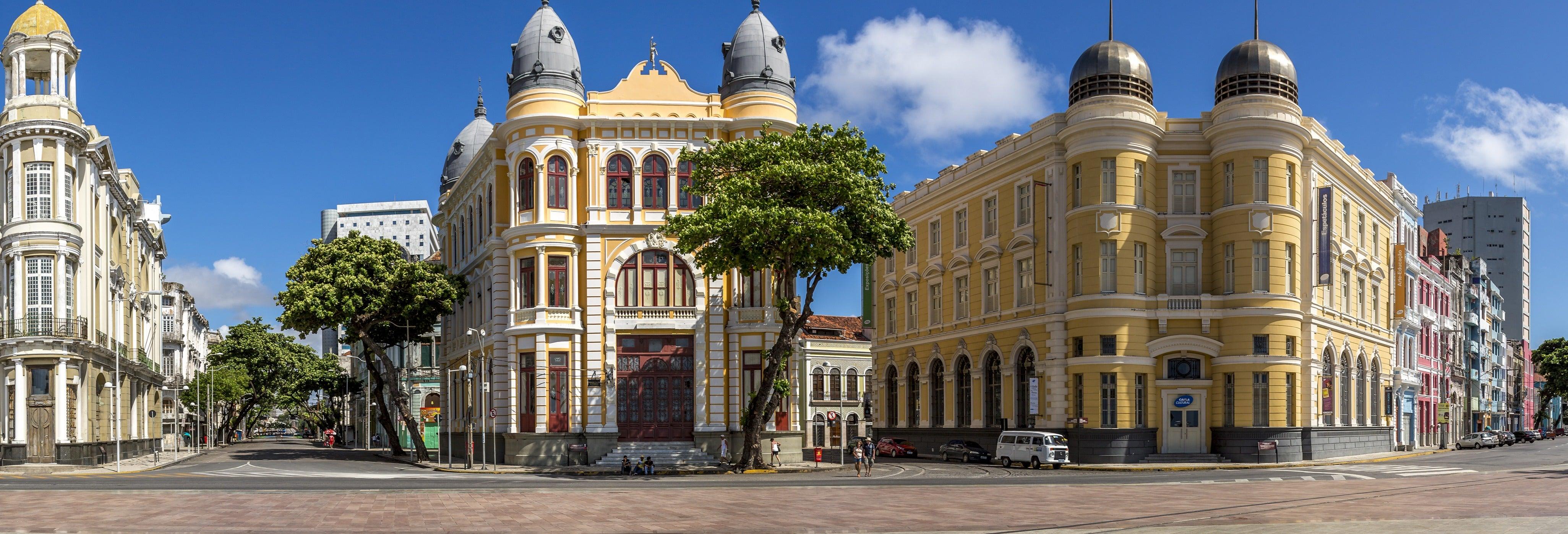 Tour privado por Recife y Olinda