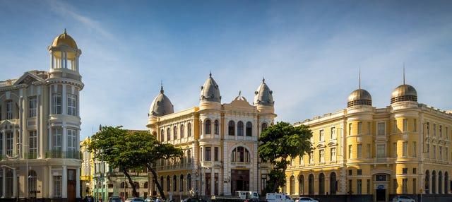 Tour por Recife e Olinda