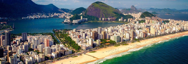 Autobús turístico de Río de Janeiro