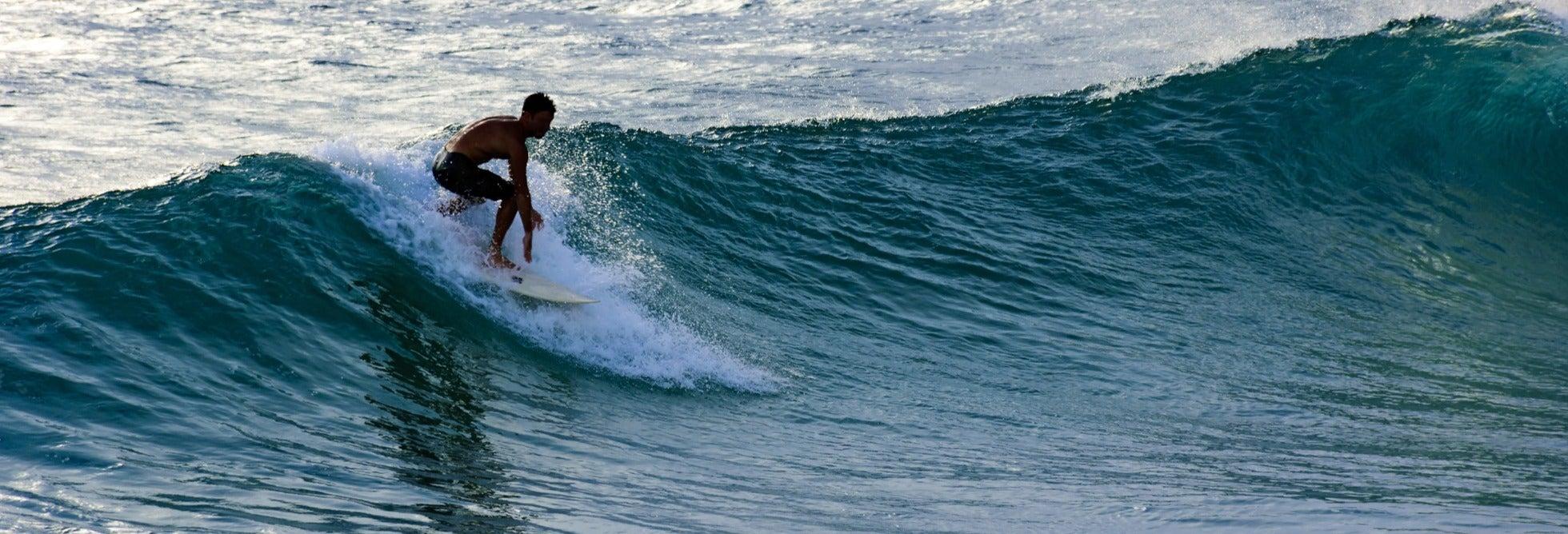 Curso de surfe no Rio de Janeiro