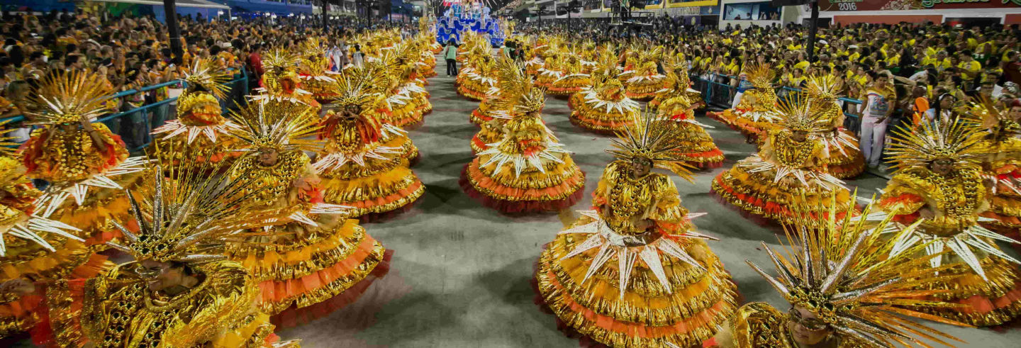 Rio Carnival Expericence