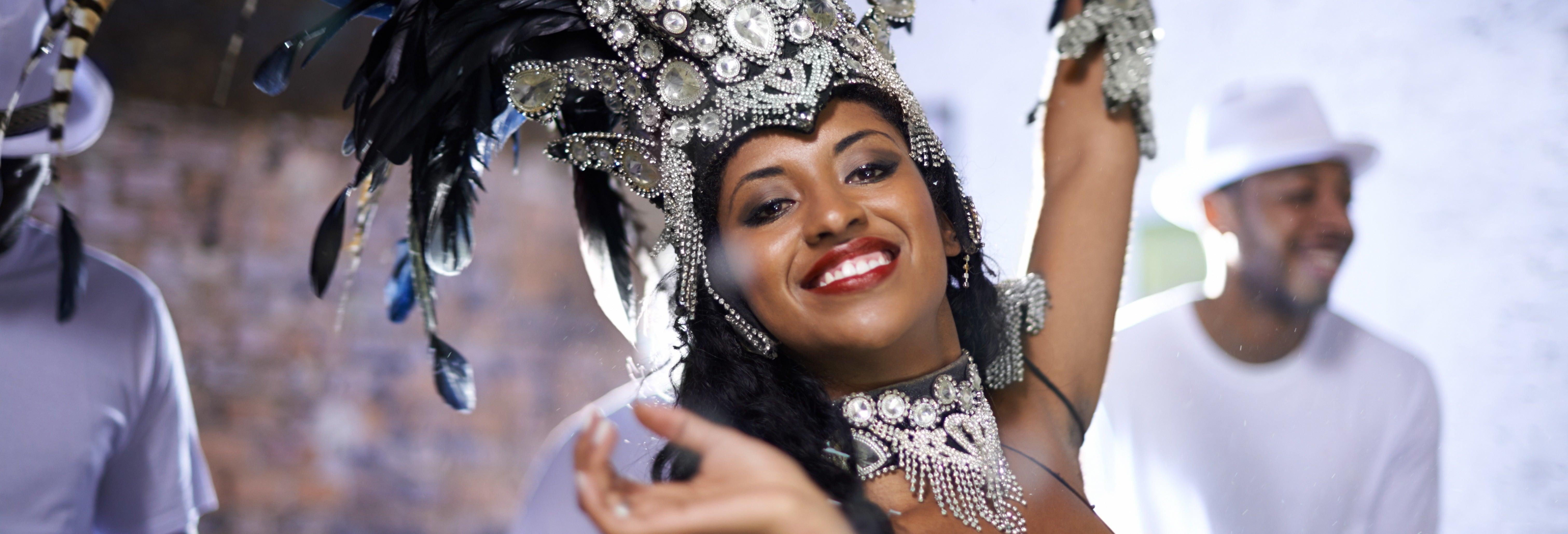 Sfilata del carnevale di Rio de Janeiro