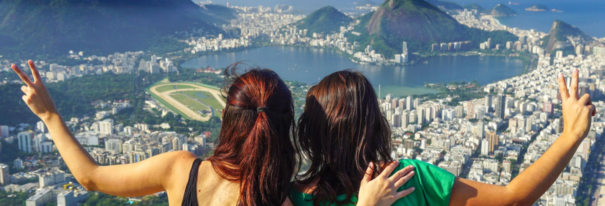 Excursión al Morro Dois Irmãos + Favela de Vidigal