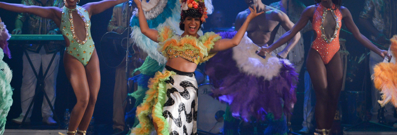 Ginga Tropical Brazilian Dance Show