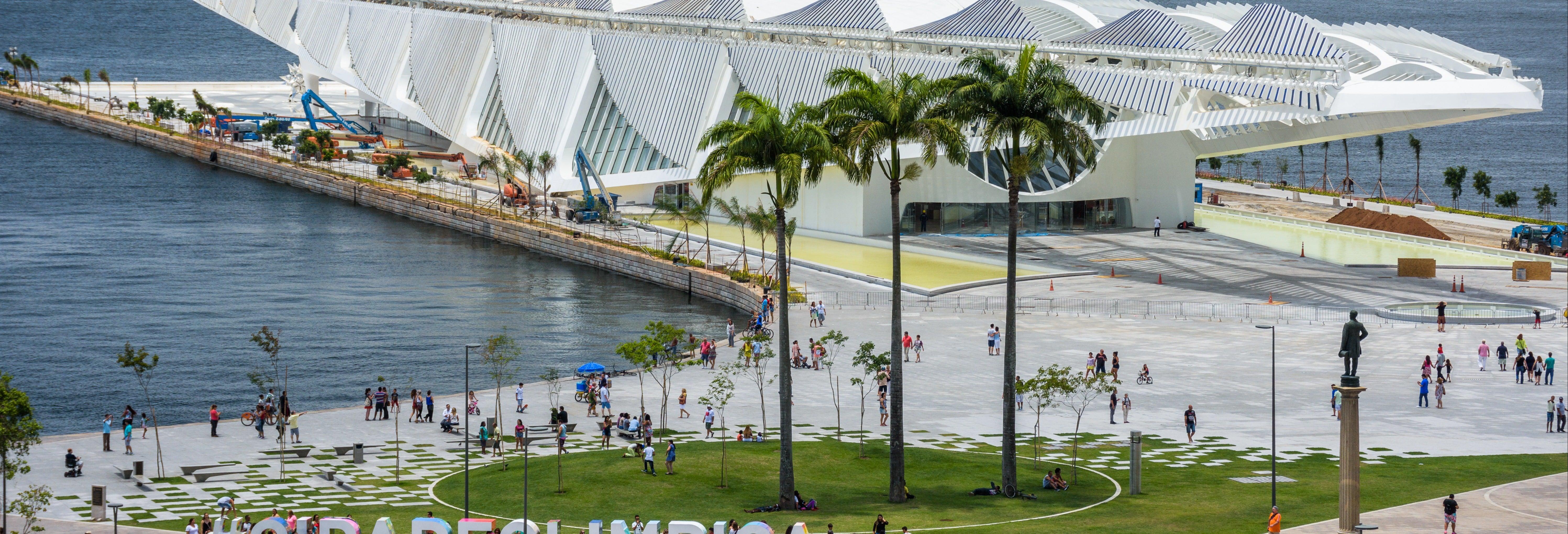 Tour pelo Museu do Amanhã + Boulevard Olímpico