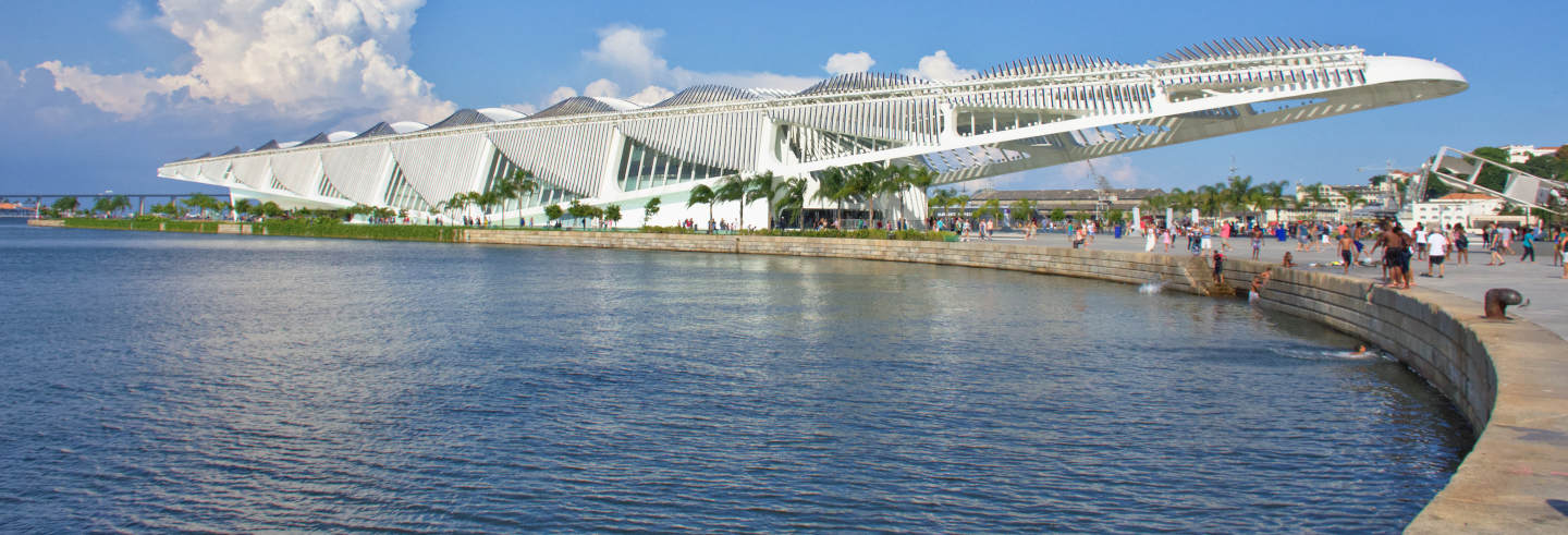 Olympic Boulevard + Museum of Tomorrow Tour
