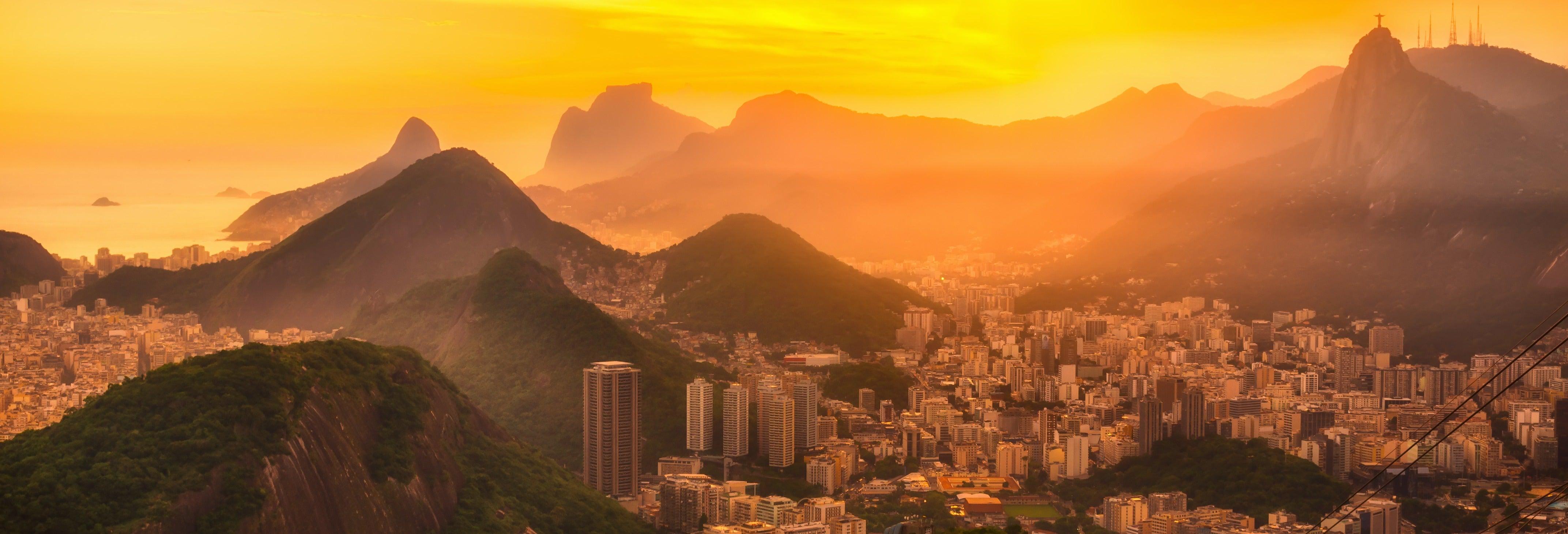 Atardecer en el Pan de Azúcar + Tour por Río