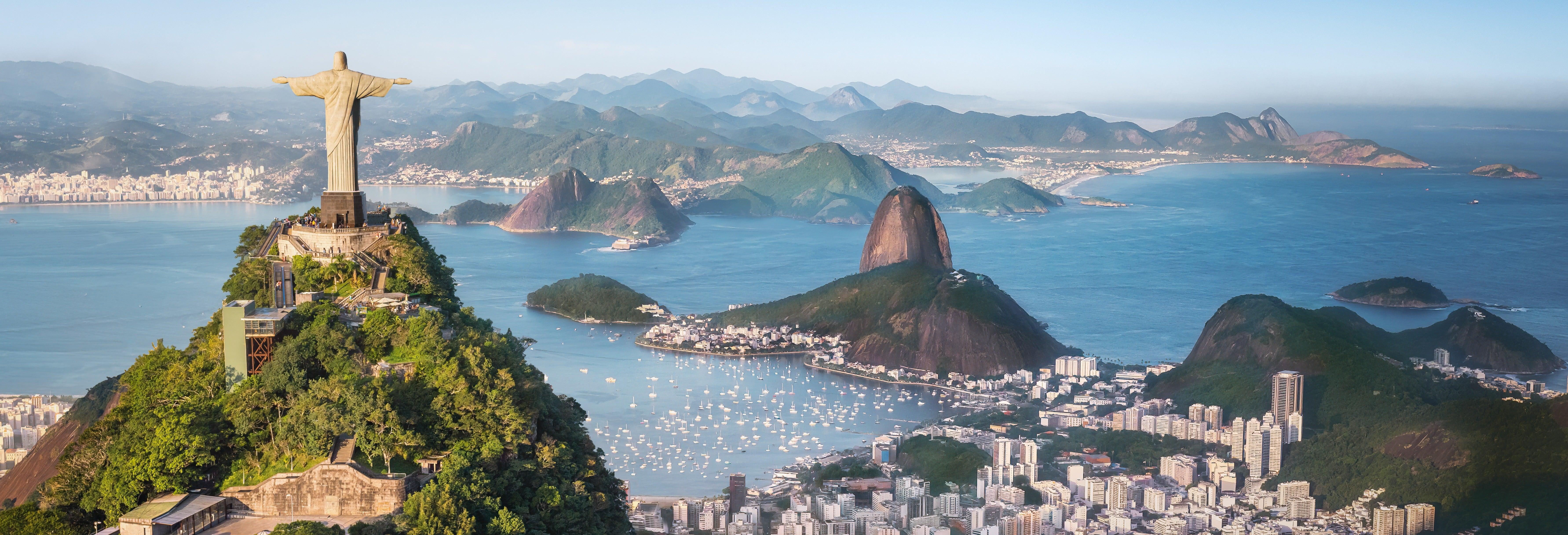 Tour completo pelo Rio de Janeiro