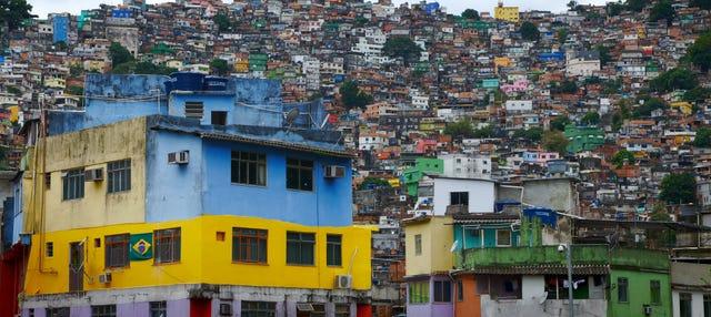 Tour pela favela da Rocinha