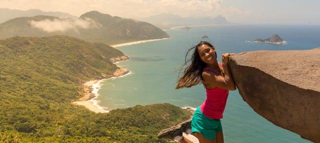 Pedra do Telégrafo + Praias selvagens do Rio