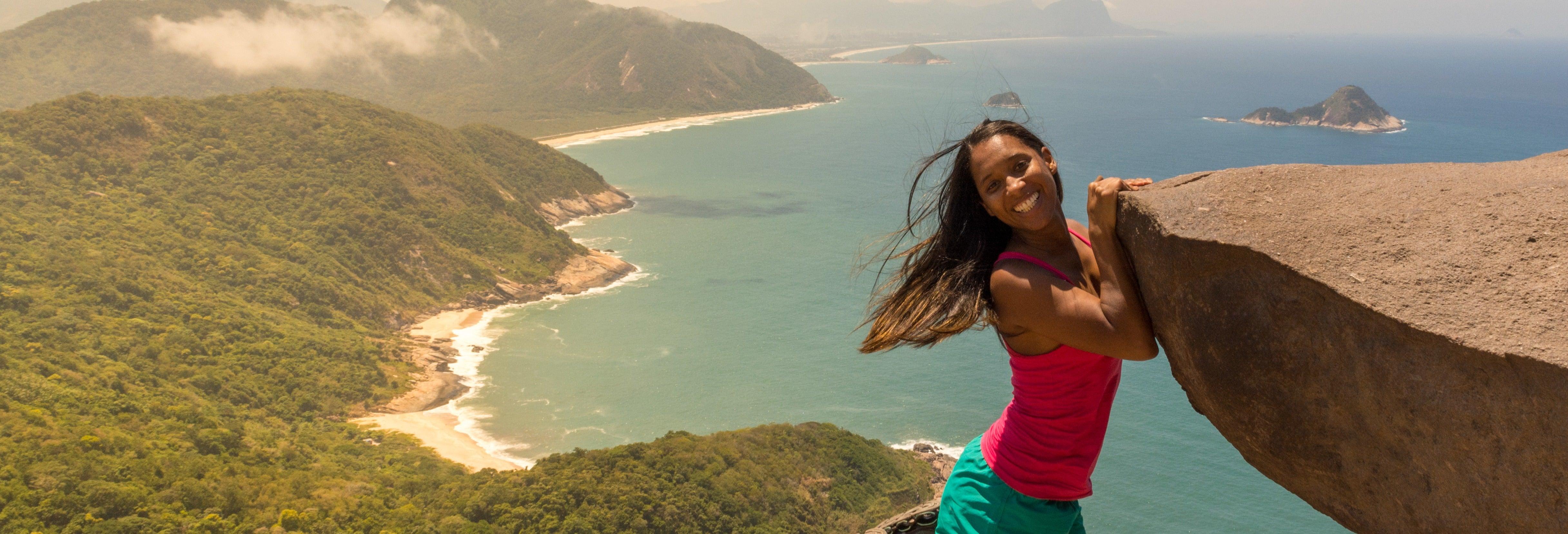 Pedra do Telégrafo + Spiagge selvagge di Rio