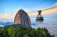 Tour por el Pan de Azúcar y Copacabana