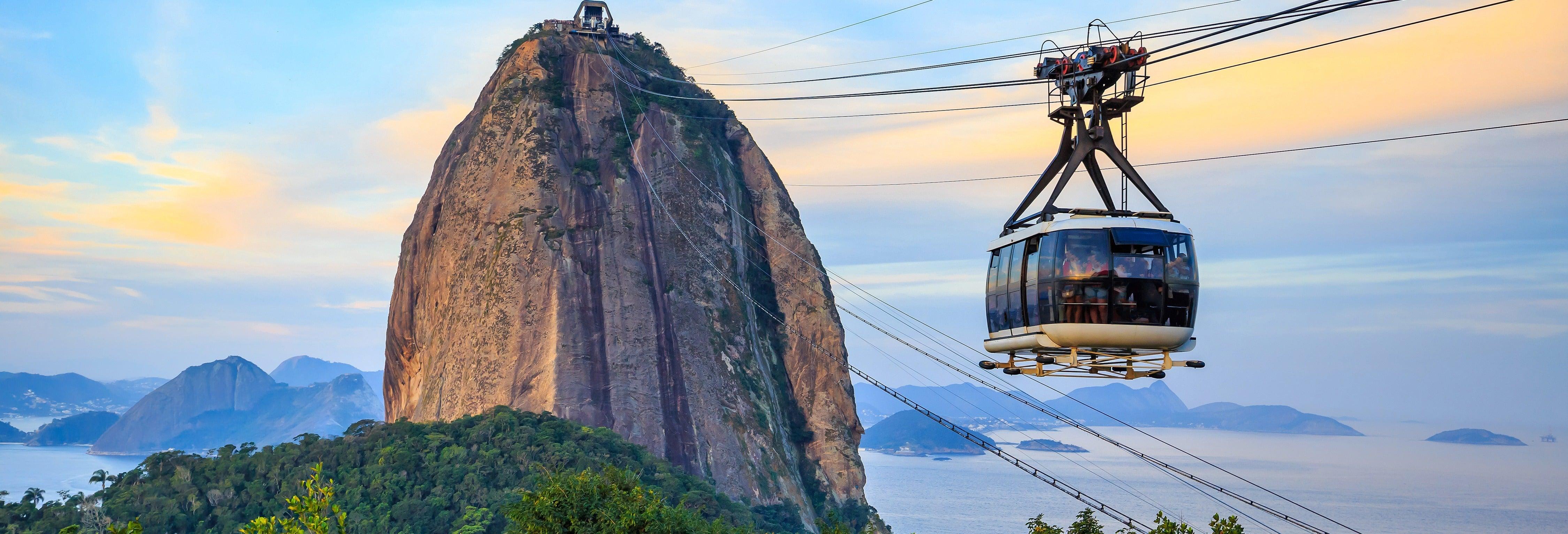 Tour pelo Pão de Açúcar e Copacabana