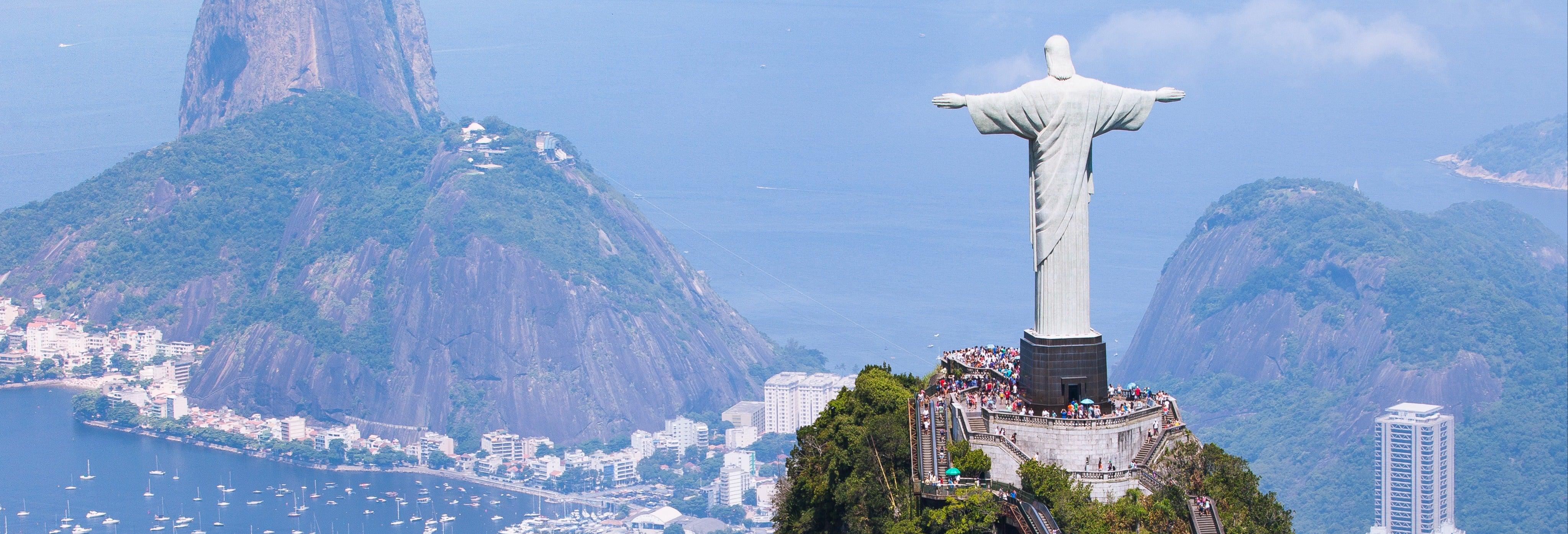 Visite de Rio de Janeiro pour les croisiéristes